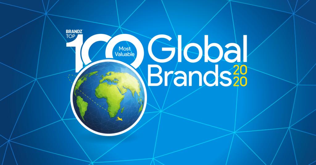 Logo brandZ 2020