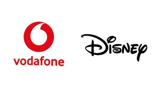 Vodafone und Disney