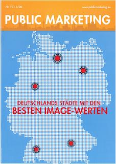 Deutschlands Städte mit den besten Image-Werten