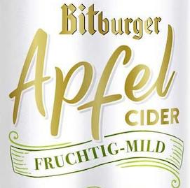 Bitburger Cider