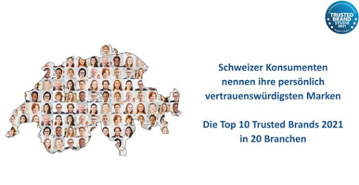 Trusted Brands Schweiz