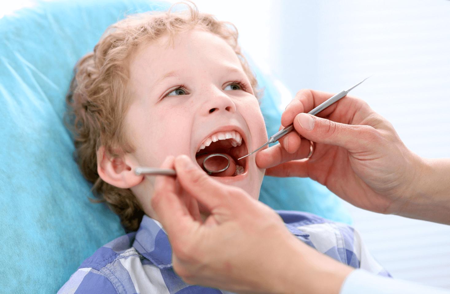 Pediatric dentistry robinson pa