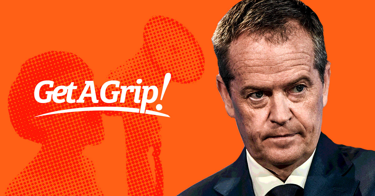 Bill Shorten's AWU gave $100,000 to GetUp