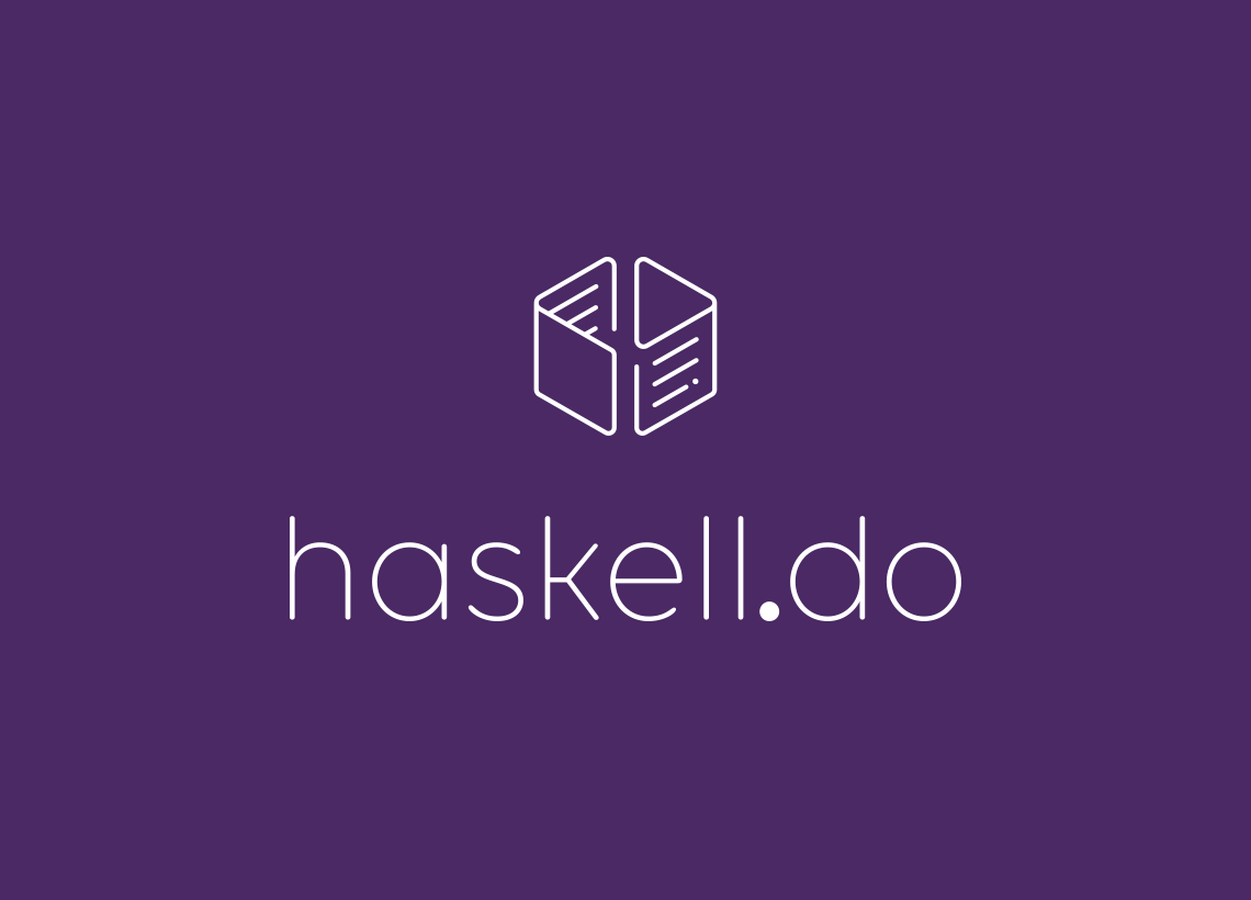 Haskell.do project image by The Agile Monkeys