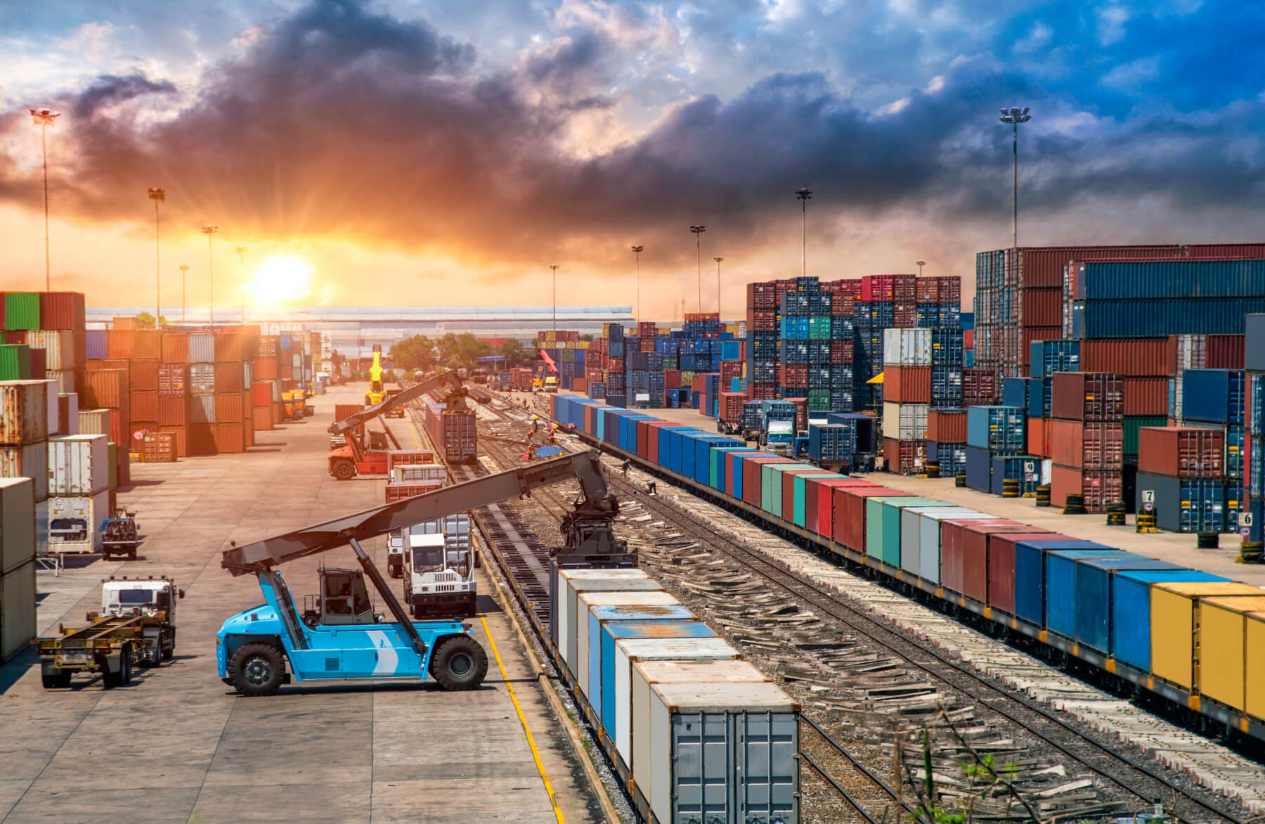 Intermodal Rail & Port Services