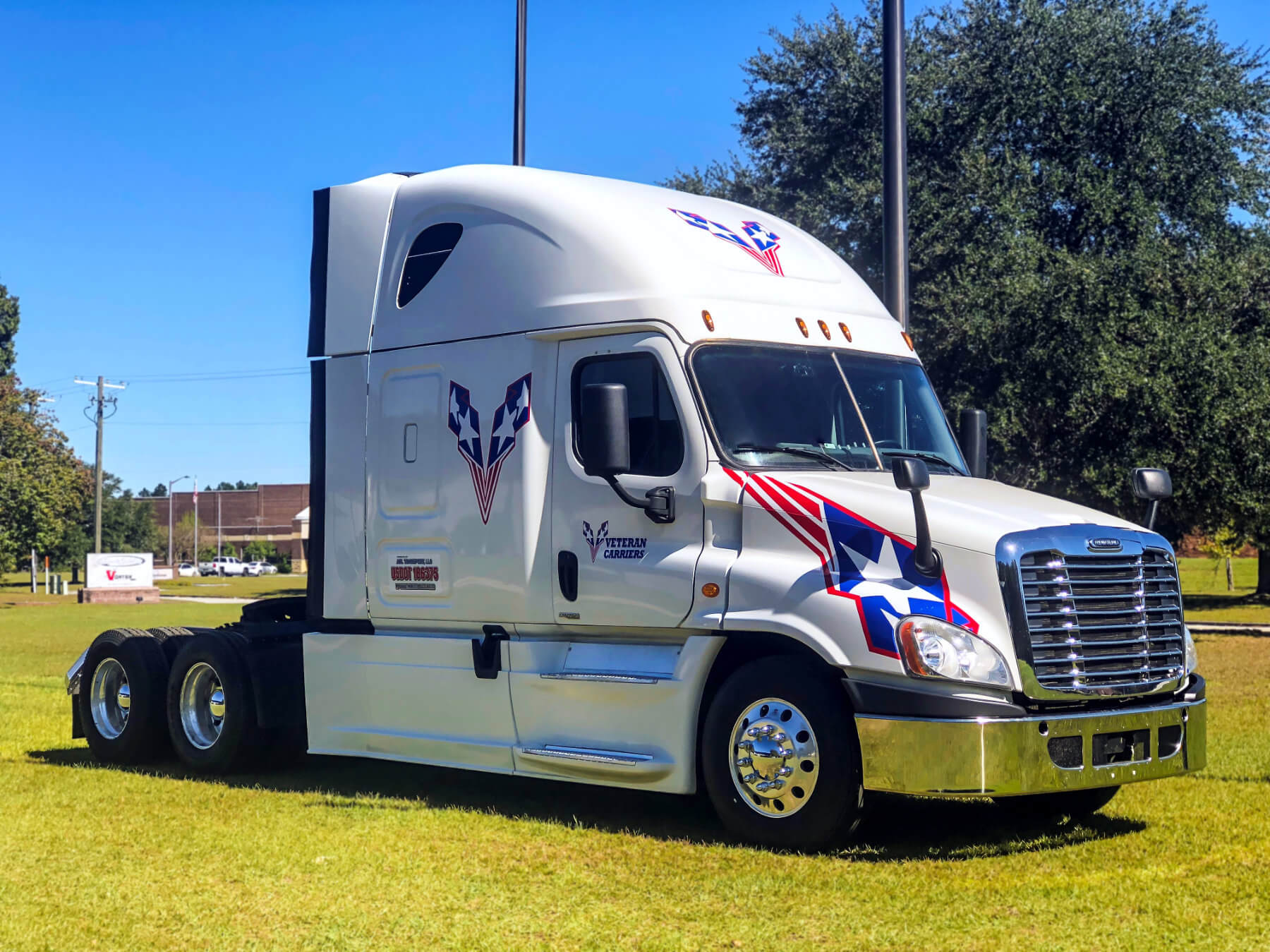 Veterans Carrier Semi