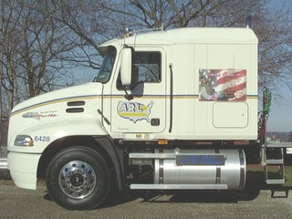 ARL Transport Truck