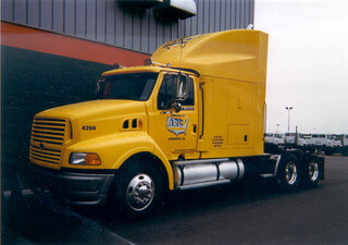 ARL Transport Truck-Yellow