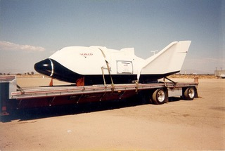ARL Flatbed Space Shuttle