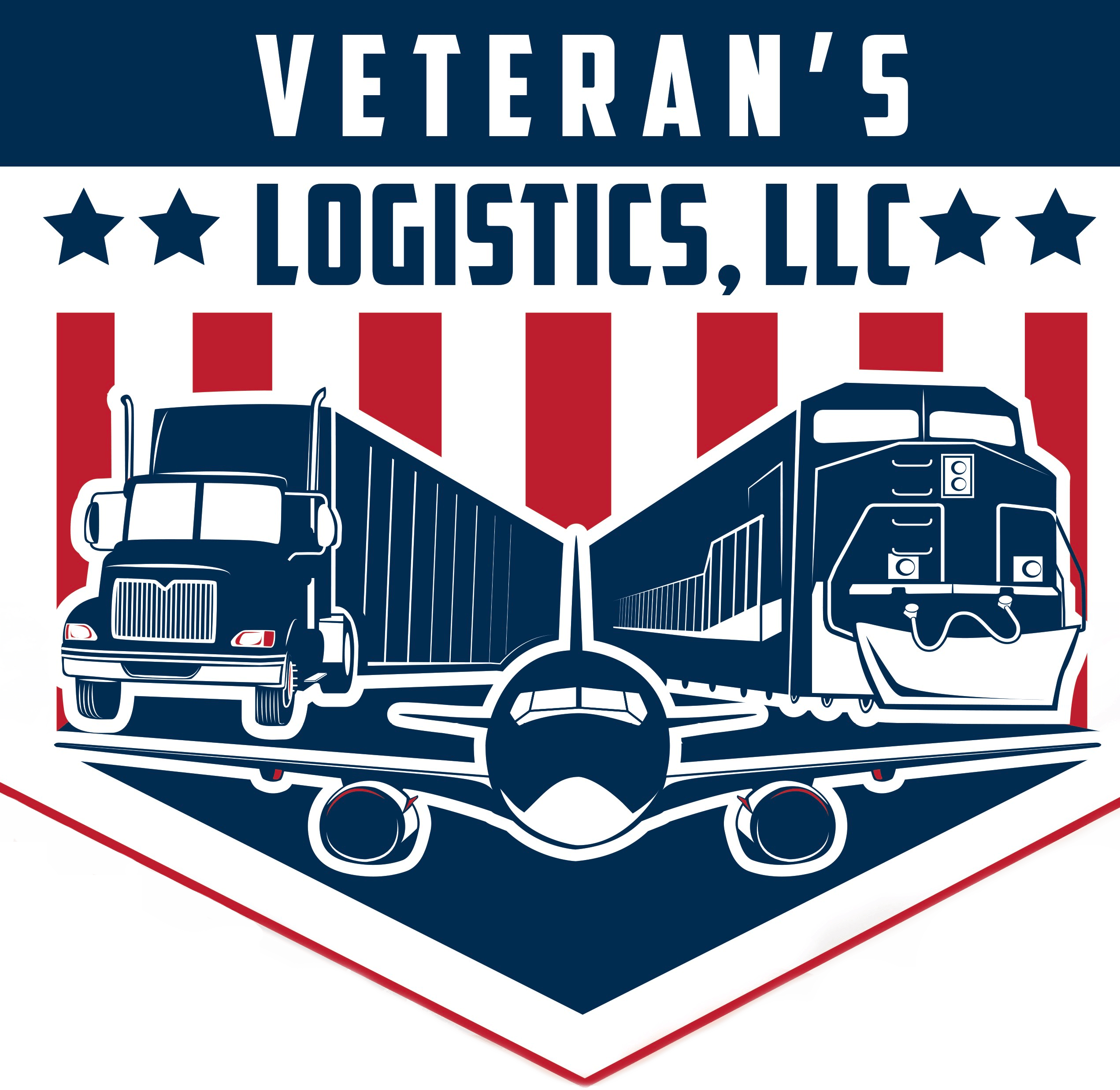 Vetrans Logistics Logo