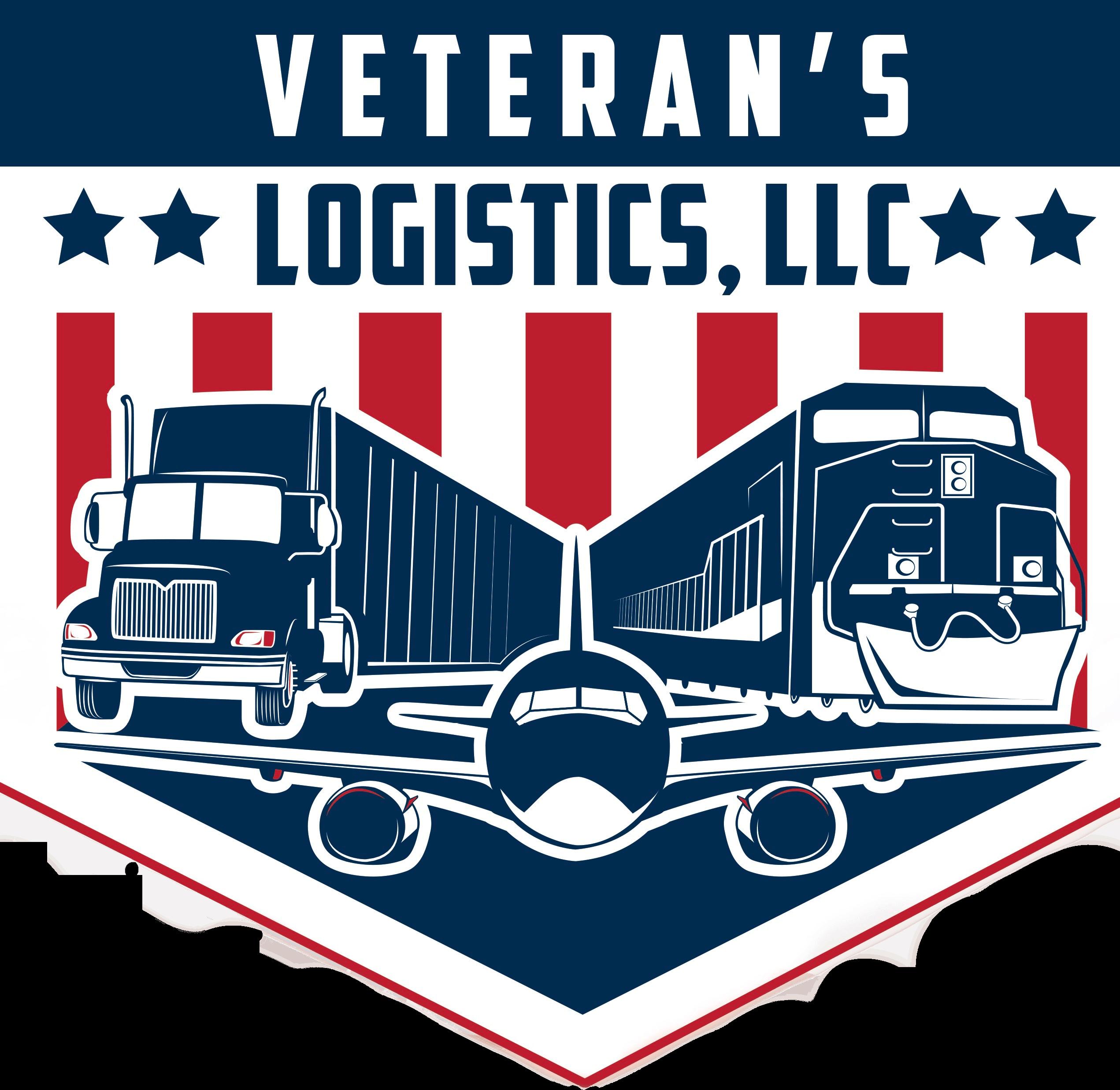 Veterans Logistics Logo