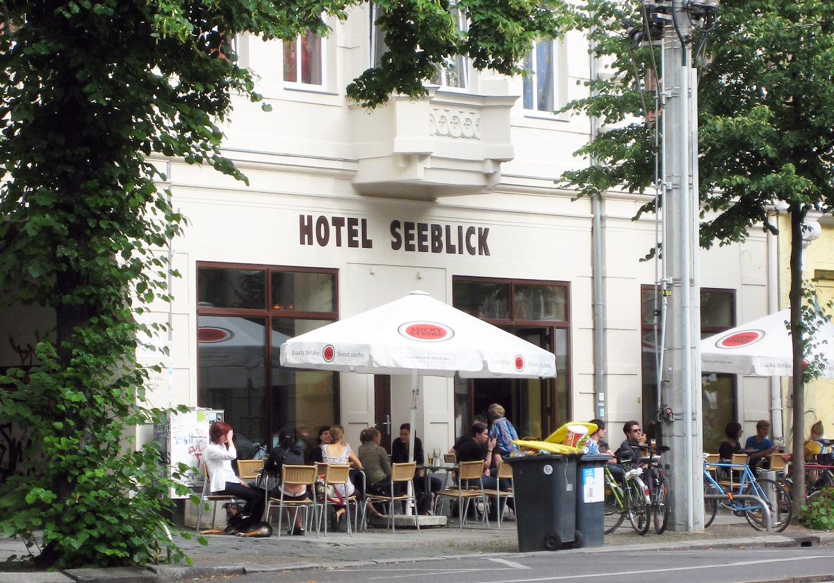 Hotel Seeblick Leipzig