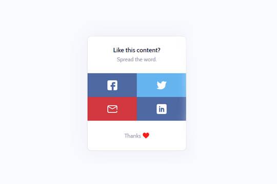 Social Share Right