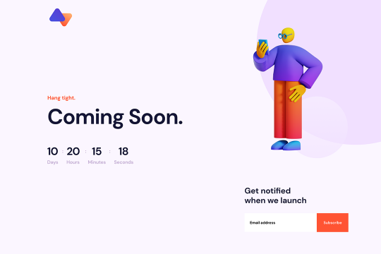 Webflow Coming Soon (04)