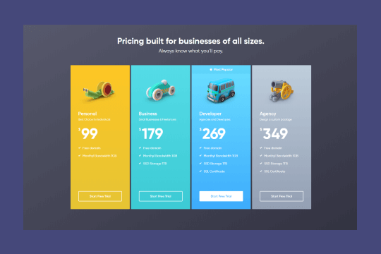 Uiflow Colorful Pricing