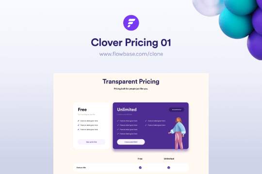 Webflow Price Component