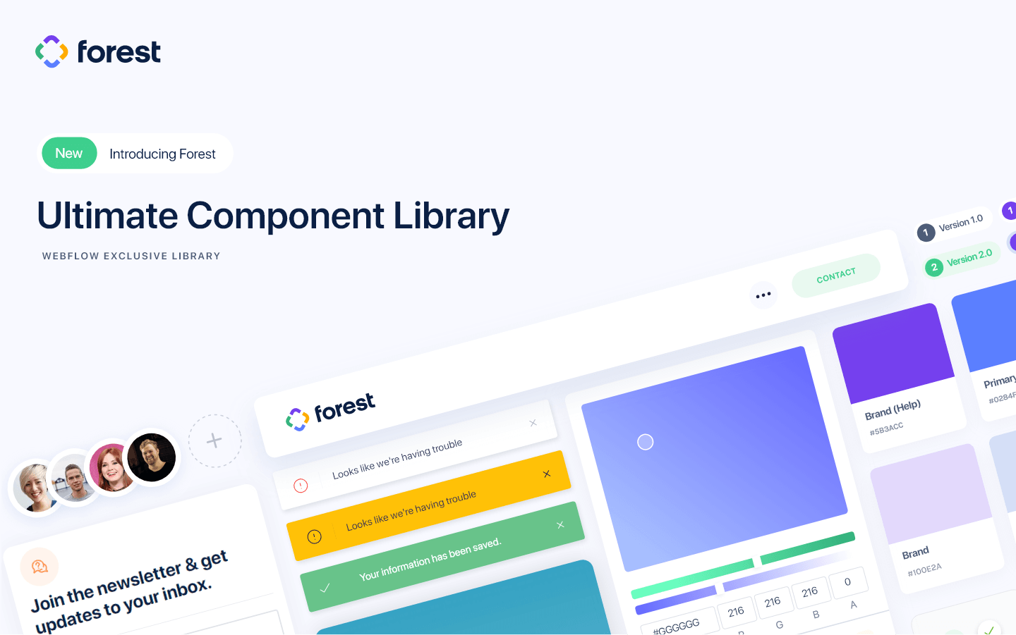 Forest: Component Library