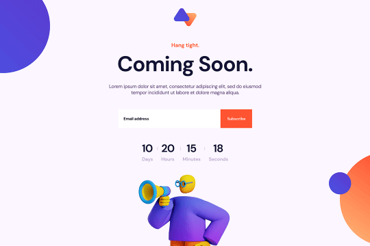 Webflow Coming Soon (02)