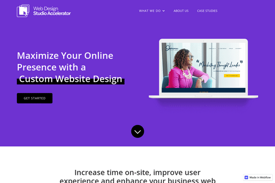 The Web Design Studio