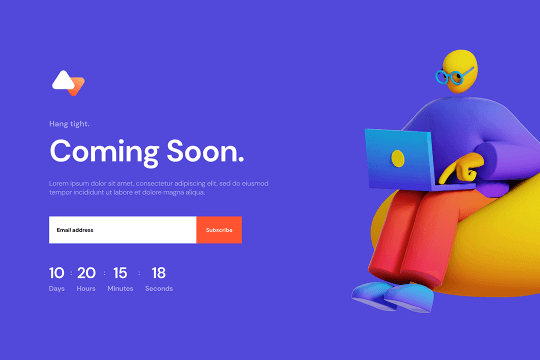 Webflow Coming Soon (01)