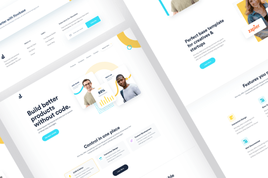 Cloneable SaaS Template