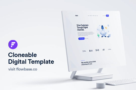 Cloneable Start-up Template