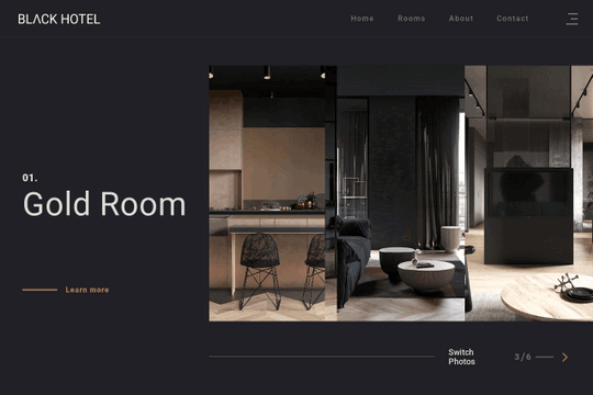 Presentation rooms / architecture