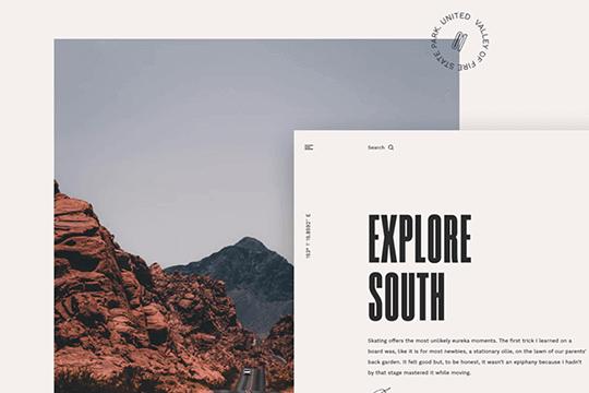 Explorez le Sud