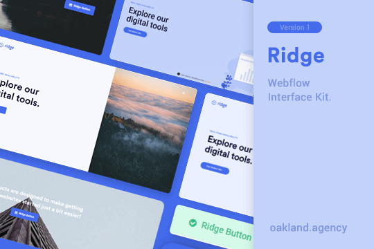 Ridge Interface Kit