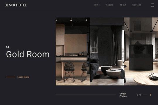 Salles de présentation / architecture