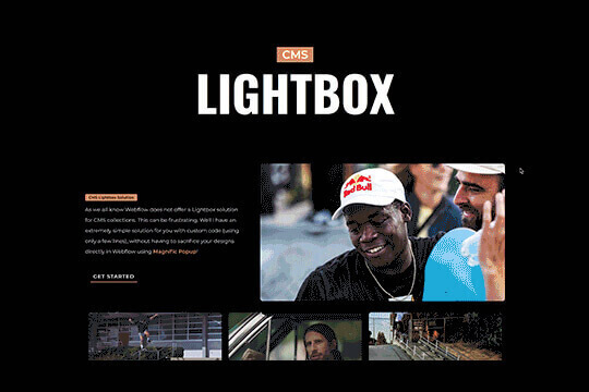 Lightbox Galleries