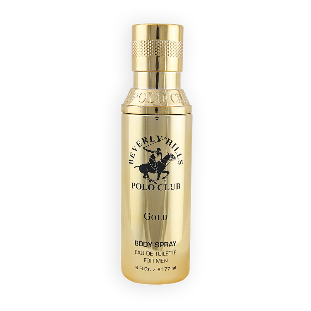 Gold Body Spray