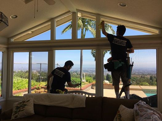 Residential Window Cleaning in the South Bay Area, CA