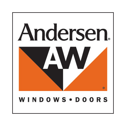 We work with Anderson Windows and Doors