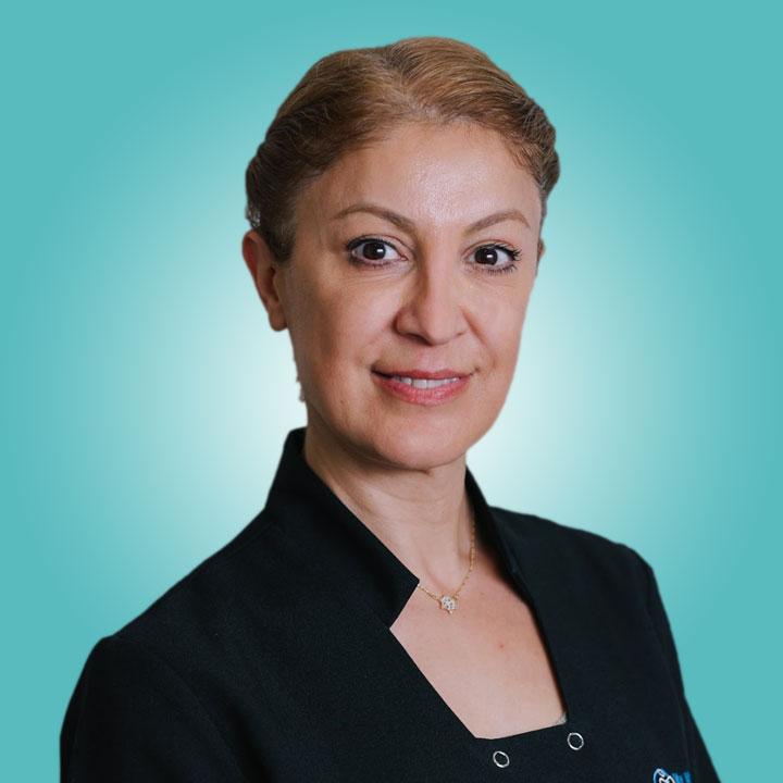 Dr Soheila Etemadi Specialist Prosthodontist