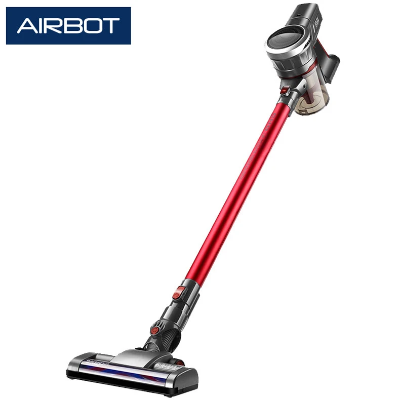 Airbot Supersonics 2.0 cordless vacuum cleaner