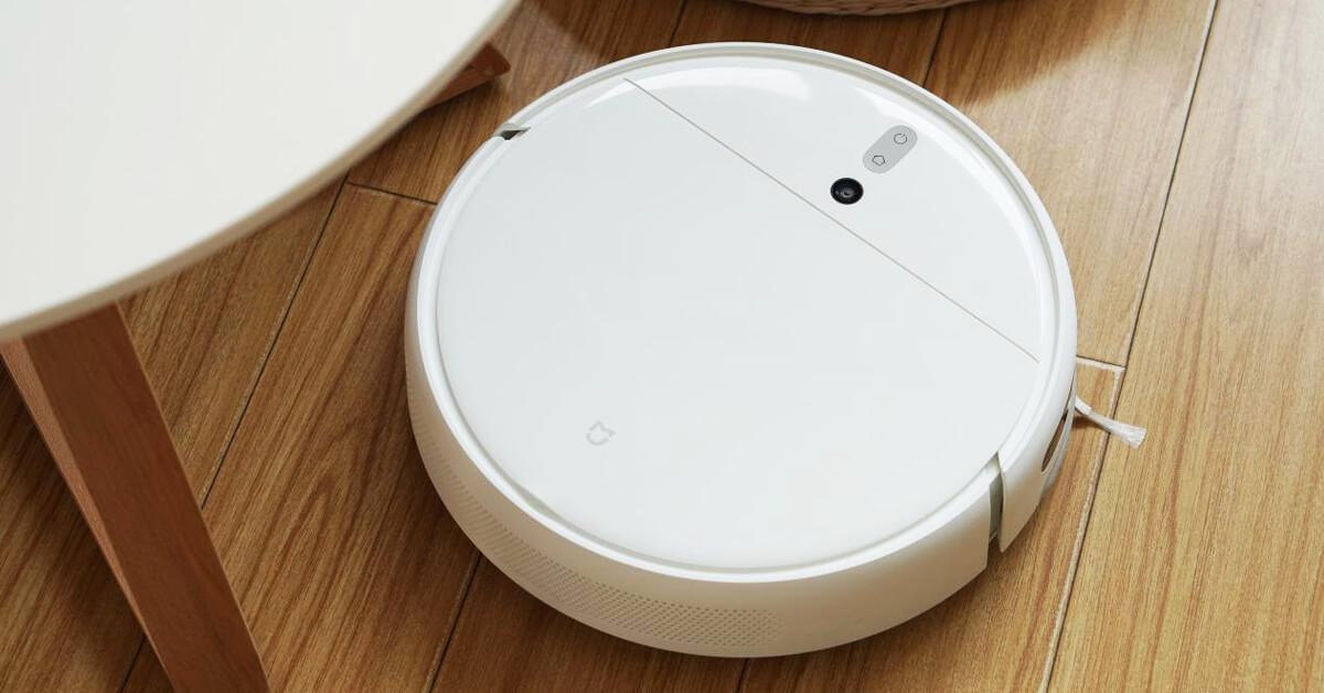 Xiaomi MiJia Robot 1C robot vacuum cleaner
