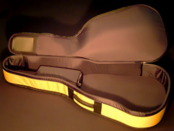 Acoustic Guitar 11 - Acoustic Guitar Soft Case Open