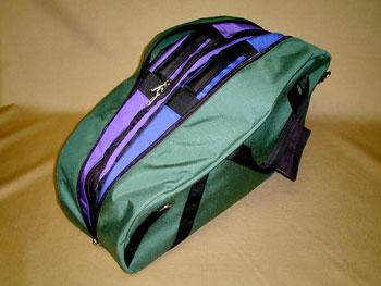 Autoharp 6 - Autoharp Bag Top View Open