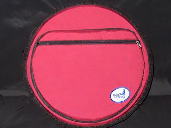 Drum 3 - Drum Top - Red