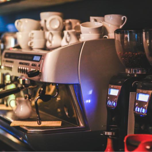 Coffee machine supplier Warwickshire