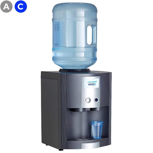 AA4400X Table Top Bottled Water Cooler
