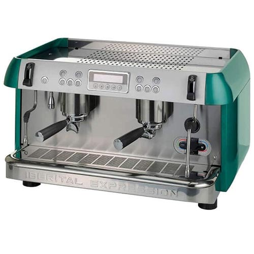 Iberital Expression Two Espresso Machine