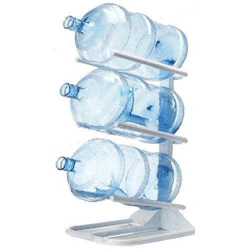 Space Saving Water Rack