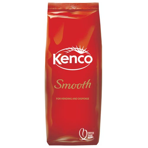 Coffee Kenco Smooth Roast Freeze Dried 300g