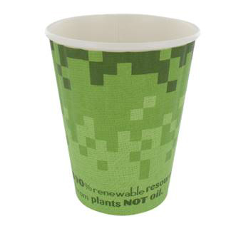 12oz Eco Friendly Fully Recyclable Cup