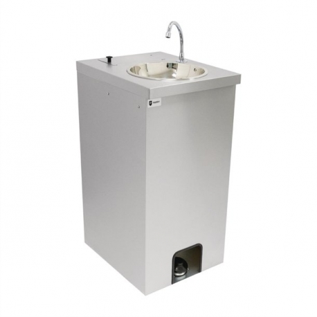Parry Stainless Steel Mobile Sink
