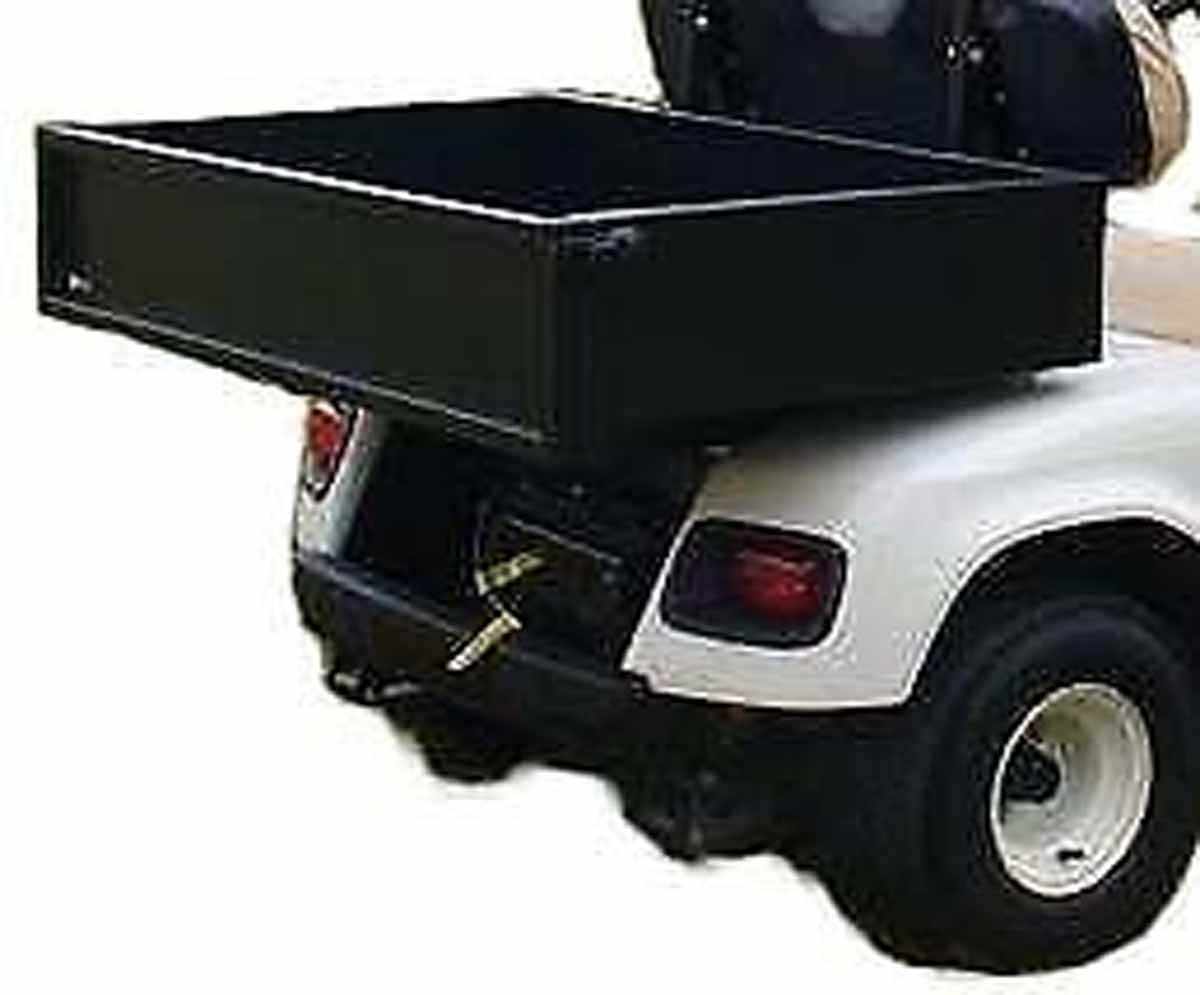 Cargo Box Storage for Yamaha Drive Golf Carts on