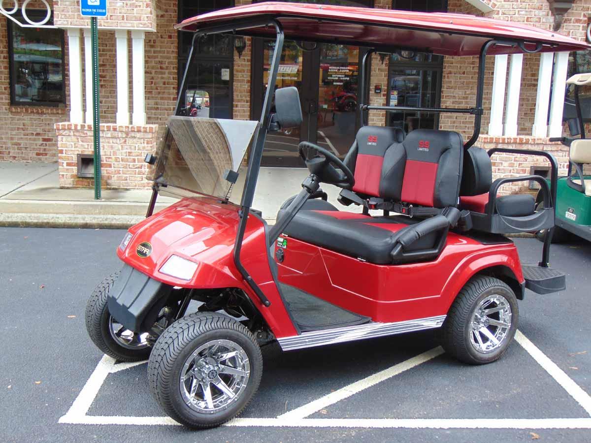 star golf cart manual