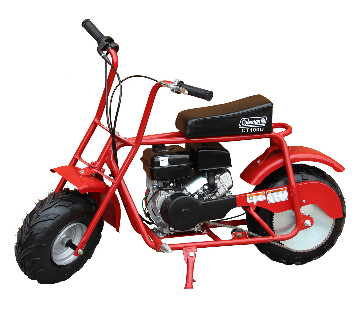 Our flagship mini bike but even mini-er! This mini bike is perfect for bringing the little ones along for an adventure.